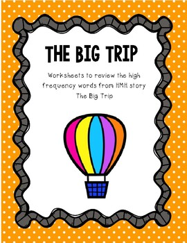 I Spy - The Big Trip