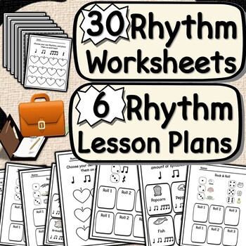 World Music Worksheets PowerPoints Tests Homework Sub-work More!
