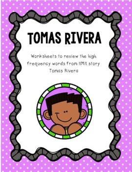 I Spy - Tomas Rivera