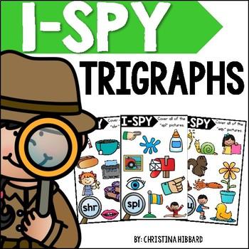 I-Spy Trigraphs