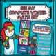 Winter Numbers Activity Center