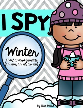 Short A Literacy Station: I Spy