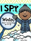 Short I Literacy Station: I Spy