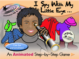 I Spy With My Little Eye - Animated Step-by-Step Game - Regular