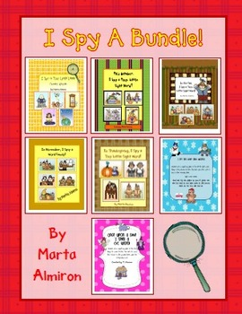 I Spy a Bundle - Volume 1