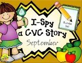 I-Spy a CVC Story Bundle (September Edition)