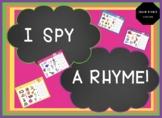 I Spy a Rhyme!