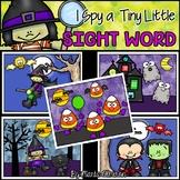 I Spy a Tiny Little SIGHT WORD! {HALLOWEEN}