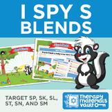 NO PREP and NO PRINT: I Spy /s/ Blends!