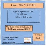 """I Spy"" using ""The Utah Story"" textbook"
