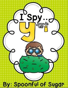 I Spy...Y as I (Y like I Unit)