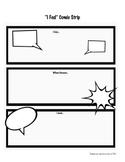 'I Statements' Comic Strip