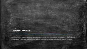 I Station Rotation 2 Per Page