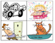 I-Station Vocabulary Picture Match Task Cards (24 Cards)