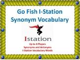 I-Station Vocabulary Synonyms Go Fish Game