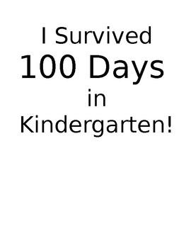 I Survived 100 Days