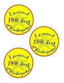 I Survived 100 Days of Kindergarten!