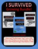 I Survived! GROWING Bundle
