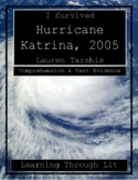 I Survived HURRICANE KATRINA, 2005 - Comprehension & Text