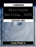 I Survived HURRICANE KATRINA, 2005 - Discussion Cards PRIN