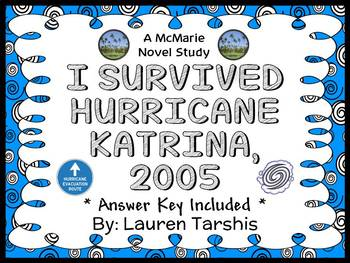 I Survived Hurricane Katrina, 2005 (Lauren Tarshis) Novel Study / Comprehension
