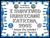 I Survived Hurricane Katrina, 2005 (Lauren Tarshis) Novel