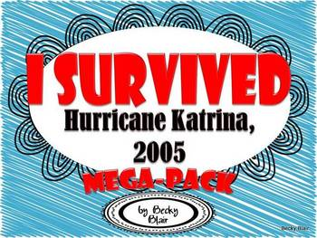 I Survived Hurricane Katrina Mega-Pack