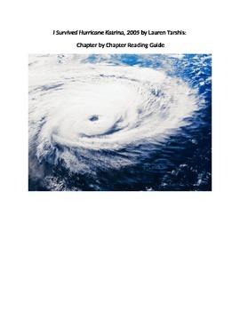 I Survived: Hurricane Katrina Packet