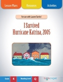 I Survived Hurricane Katrina, 2005 Book Club - Sequence of Events