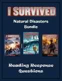 I Survived Natural Disasters Bundle Pack