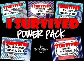 I Survived Power Pack