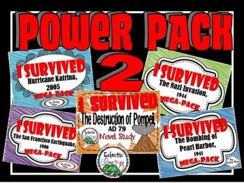 I Survived Power Pack 2