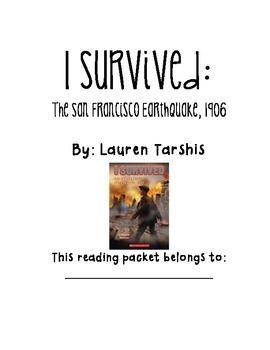 I Survived: San Francisco Earthquake