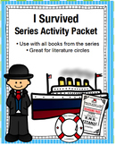 I Survived Series Literacy Activity Packet
