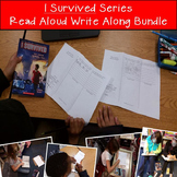 I Survived Series Read Aloud Write Along Growing BUNDLE