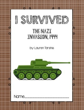 I Survived Series: The Nazi Invasion, 1944