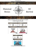 I Survived Study Earth Disasters Bundle Units 1, 5 and 11 - Family License