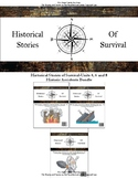 I Survived Study Historic Accidents Bundle Units 4, 6 and