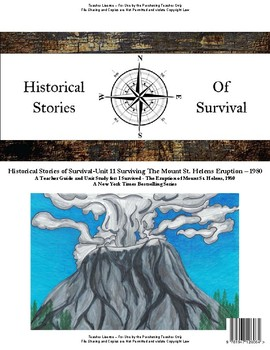 I Survived Study Unit 11 Surviving The Mt St. Helens Eruption - Family License