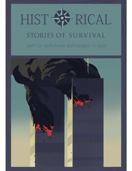 I Survived Study Unit 12 Surviving September 11 - 2001 - Co-op/School License