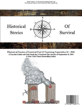 I Survived Study Unit 12 Surviving September 11 - 2001 - Teacher License