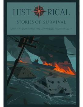 I Survived Study Unit 14 Surviving The Japanese Tsunami - 2011 - Family License