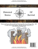 I Survived Study - Unit 4 Surviving The Great Chicago Fire 1871 -Teacher License