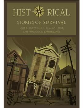 I Survived Study Unit 5 Surviving The Great San Francisco Earthquake1906-Teacher