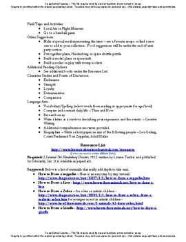 I Survived Study Unit 8 Surviving The Hindenburg - 1937 - Co-op/School License