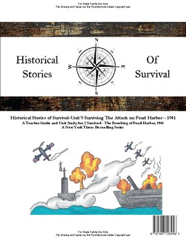 I Survived Study Unit 9 Surviving The Attack on Pearl Harbor-1941-Family License