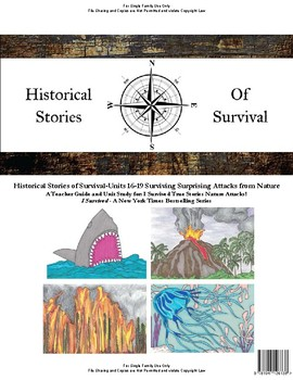 I Survived Study Units 16-19 Surviving Surprising Attacks from Nature - Family