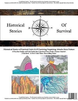 I Survived Study Units 16-19 Surviving Surprising Attacks from Nature -School