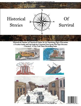 I Survived Study Units 20-24 Surviving Epic Disasters - Teacher License