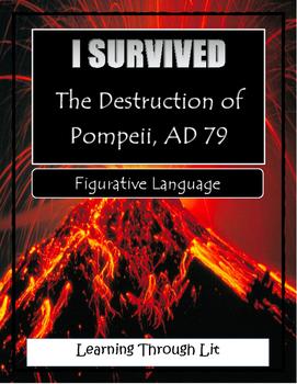 I Survived THE DESTRUCTION OF POMPEII, AD 79 - Figurative Language